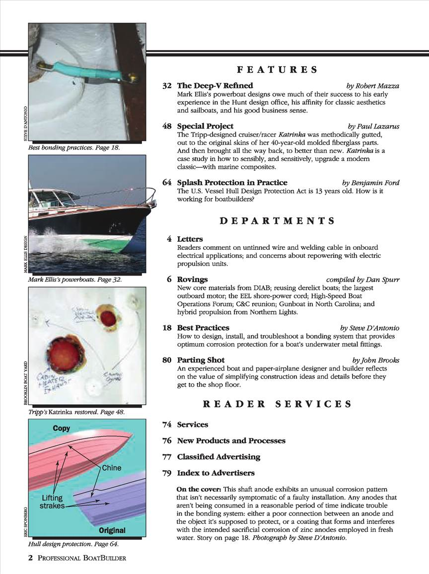 Professional BoatBuilder - 138 - Aug-Sep 2012